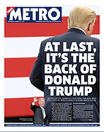 Donald Trump US President Final Day