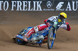 May 12, 2018 - Warsaw, Poland - Bartosz Zmarzlik (POL) during 1st round of Speedway World Championships Grand Prix Poland in Warsaw, Poland, on 12 May 2018. (Credit Image: © Foto Olimpik/NurPhoto via ZUMA Press)