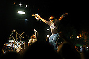Cimiez, Nice. France. July 22nd 2006..George Clinton's group perform at the Nice Jazz Festival (Scène Jardin)