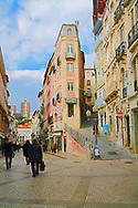 Porto Portugal streetscene Portugal