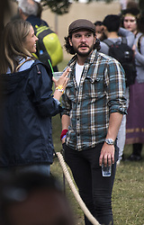 August 4, 2017 - Cornwall, England - Licensed to London News Pictures.  British actor Kit Harrington who plays the Jon Snow in Games of thrones attends Wilderness Festival at Cornbury Park in Oxfordshire, England on August 4, 2017. (Credit Image: © Mark Hemsworth/London News Pictures via ZUMA Wire)