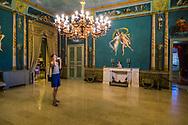n the royal apartments of the Royal Palace