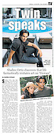 NEW POST 12th AUGUST 2007, PAGE 51...7th September 2007, Beverly Hills, California. Singer/actor Shalim Ortiz, who has joined the cast of Heroes, playing the part of Alejandro. Ortiz, whose previous credits include ?Spin?, is pictured at the Avalon Hotel in Beverly Hills. PHOTO © JOHN CHAPPLE / REBEL IMAGES.310 570 9100.john@chapple.biz.www.chapple.biz.