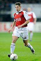 Fotball<br /> Nederland / Holland<br /> Foto: ProShots/Digitalsport<br /> NORWAY ONLY<br /> <br /> AZ - FC Groningen , 28-02-2009 , 3-0 , Stijn Schaars