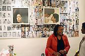 Deb Willis' Opening for her new book ' Posen Beauty' held at NYU Tisch School of the Arts