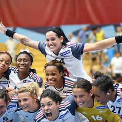 20150613: SLO, Handball - 2015 World Women's Handball Championship Qualifications, Slovenia v France
