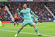 Bournemouth v Arsenal 251118