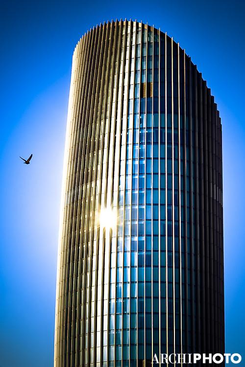 AS. Architecture-Studio • Rotana Hotel, Amman, Jordan • The Tower