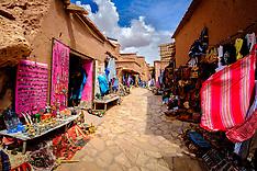 Aït Benhaddou, Morocco, 8 May 2018