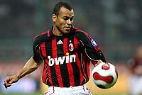 Fotball<br /> Serie A Italia<br /> 20.09.2006<br /> Milan v Ascoli 1-0<br /> Foto: Inside/Digitalsport<br /> NORWAY ONLY<br /> <br /> Cafu