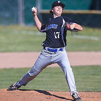 Foothill vs Livermore in a varsity baseball game at Livermore High School, Livermore CA on 4/19/21. (Photograph by Bill Gerth/ for Max Preps)