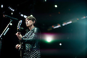Tegan and Sara perform at Suburbia Fest in Plano, Texas on May 4, 2014.
