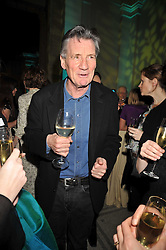 MICHAEL PALIN at the Orion Publishing Group Author Party held at the V&A, London on 18th February 2009.
