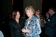 EDNA O'BRIEN, Sir Harold Evans' My Paper Chase Book Launch. The Wapping Project, Wapping Hydraulic Power Station, London, 5 October 2009.