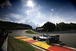 August 24, 2018 - Spa-Francorchamps, Belgium - Motorsports: FIA Formula One World Championship 2018, Grand Prix of Belgium, .#77 Valtteri Bottas (FIN, Mercedes AMG Petronas Motorsport) (Credit Image: © Hoch Zwei via ZUMA Wire)