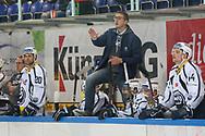 Trainer Luca Cereda HC Ambri Piotta im Testspiel Spiel zwischen den SC Rapperswil-Jona Lakers und dem HC Ambri Piotta, am Samstag, 01. September 2018, in der St. Galler Kantonalbank Arena Rapperswil-Jona. (Thomas Oswald)