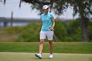 Carlota Ciganda (ESP) after barely missing her long birdie attempt on 10 during round 2 of the 2019 US Women's Open, Charleston Country Club, Charleston, South Carolina,  USA. 5/31/2019.<br /> Picture: Golffile | Ken Murray<br /> <br /> All photo usage must carry mandatory copyright credit (© Golffile | Ken Murray)