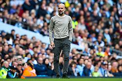 Manchester City manager Pep Guardiola - Mandatory by-line: Robbie Stephenson/JMP - 06/10/2019 - FOOTBALL - Etihad Stadium - Manchester, England - Manchester City v Wolverhampton Wanderers - Premier League