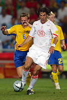 Faro 27/6/2004 Euro2004 <br />Svezia - Olanda 4-5 after penalties (0-0) <br />Ruud Van Nistelrooy of Netherlands <br />Photo Andrea Staccioli Graffiti