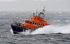 Storm Ali, West Coast of Scotland, 19 September 2018
