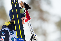 March 10, 2019 - Oslo, NORWAY - 190310 Ebba Andersson of Sweden after the women's 30 km classic technique mass start during the FIS World Cup on March 10, 2019 in Oslo..Photo: Jon Olav Nesvold / BILDBYRÃ…N / kod JE / 160424 (Credit Image: © Jon Olav Nesvold/Bildbyran via ZUMA Press)