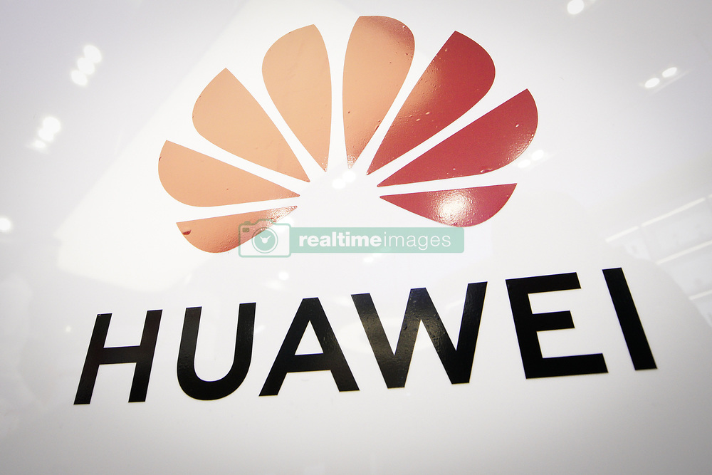 March 26, 2019 - Warsaw, Poland - A DJ booth is seen at the Huawei store in Warsaw, Poland on March 26, 2019. On Tuesday Huawei is presenting it's new flagship mobile device, the Huawei P30. (Credit Image: © Jaap Arriens/NurPhoto via ZUMA Press)