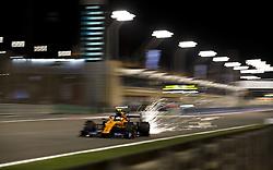 March 30, 2019 - Sakhir, Bahrain - Motorsports: FIA Formula One World Championship 2019, Grand Prix of Bahrain, ..#4 Lando Norris (GBR, McLaren F1 Team) (Credit Image: © Hoch Zwei via ZUMA Wire)