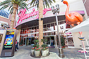 Flamingo Hotel and Casino, Las Vegas, Nevada, USA The oldest hotel still operating on the Strip