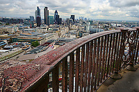 City of London from St. Paul's Cathedral