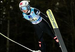 Chiara Hoelzl of Austria competes during Team Competition at Day 2 of World Cup Ski Jumping Ladies Ljubno 2019, on February 9, 2019 in Ljubno ob Savinji, Slovenia. Photo by Matic Ritonja / Sportida