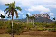 Holguin towns and countryside, Cuba.