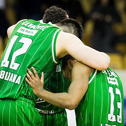 20170222: SLO, Basketball - ABA League 2016/17, KK Union Olimpija vs KK Buducnost