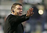 Photo: Paul Thomas.<br />Bolton Wanderers v Manchester City. The Barclays Premiership. 21/01/2006.<br />Bolton manager Sam Allardyce.