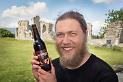 Alstadberger fra Klostergården Håndbryggeri er første norske øl som har fått utmerkelsen Spesialitet-merke, for unik smak. Jørn Anderssen driver Klostergården Håndbryggeri.