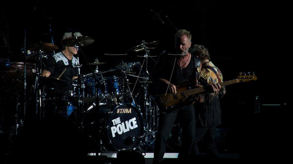 The Police, Sound Advice Amphitheater
