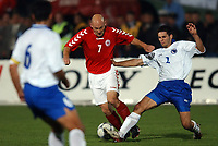 Fotball<br /> Kvalifisering til EM 2004<br /> 11.10.2003<br /> Bosnia v Danmark 1-1<br /> Norway Only<br /> Foto: Digitalsport<br /> <br /> Thomas Gravesen