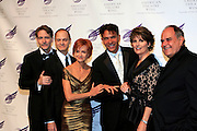 """Boyd Gaines, Davide Hyde Pierce, Swoosie Kurtz, Brian Stokes Mitchell, Lucy Arnaz and Guest at The American Theater Wing's Annual Spring Gala Honoring Jerry Herman and Visa INC...The American Theatre Wing is best known as the creator of the Antoinette Perry """"Tony"""" Awards, which it presents annually with the Brodway League. The Wing's other activities, dedicated to recognizing excellence and supporting eductaion in theatre."""