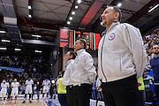 DESCRIZIONE : Beko Legabasket Serie A 2015- 2016 Playoff Quarti di Finale Gara3 Dinamo Banco di Sardegna Sassari - Grissin Bon Reggio Emilia<br /> GIOCATORE : Maurizio Biggi Gianluca Mattioli Dino Seghetti<br /> CATEGORIA : Arbitro Referee Before Pregame<br /> SQUADRA : AIAP<br /> EVENTO : Beko Legabasket Serie A 2015-2016 Playoff<br /> GARA : Quarti di Finale Gara3 Dinamo Banco di Sardegna Sassari - Grissin Bon Reggio Emilia<br /> DATA : 11/05/2016<br /> SPORT : Pallacanestro <br /> AUTORE : Agenzia Ciamillo-Castoria/L.Canu