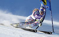 ALPINE SKIING - WORLD CUP 2011/2012 - SOELDEN (AUT) - 22/10/2011 - PHOTO : ALESSANDRO TROVATI / PENTAPHOTO / DPPI - WOMEN GIANT SLALOM - Lindsey Vonn (USA) / WINNER