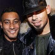 NLD/Amsterdam/20141215- Glamour Woman of the Year 2014, Sunnery james en Afrojack