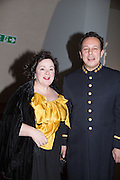 DETMAR BLOW, Isabella Blow: Fashion Galore! private view, Somerset House. London. 19 November 2013