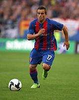 Fotball<br /> Sveits Super League 2009/2010<br /> Foto: EQ Images/Digitalsport<br /> NORWAY ONLY<br /> <br /> Basel Xherdan Shaqiri