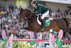 O Connor Cian, IRL, Good Luck<br /> FEI European Jumping Championships - Goteborg 2017 <br /> © Hippo Foto - Dirk Caremans