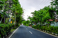 Bali, Gianyar, Tampaksiring. South of the city center. Nice and tidy with green vegetation.