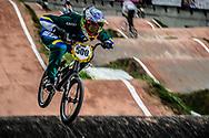 #500 (REZENDE Renato) BRA at the 2016 UCI BMX World Championships in Medellin, Colombia.