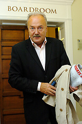 George Galloway MP,<br /> at the Bishopsgate Institute, London<br /> October 13, 2005<br /> BP Target Anglo-Russian Campaign meeting<br /> <br /> Photographer ELLIOTT FRANKS