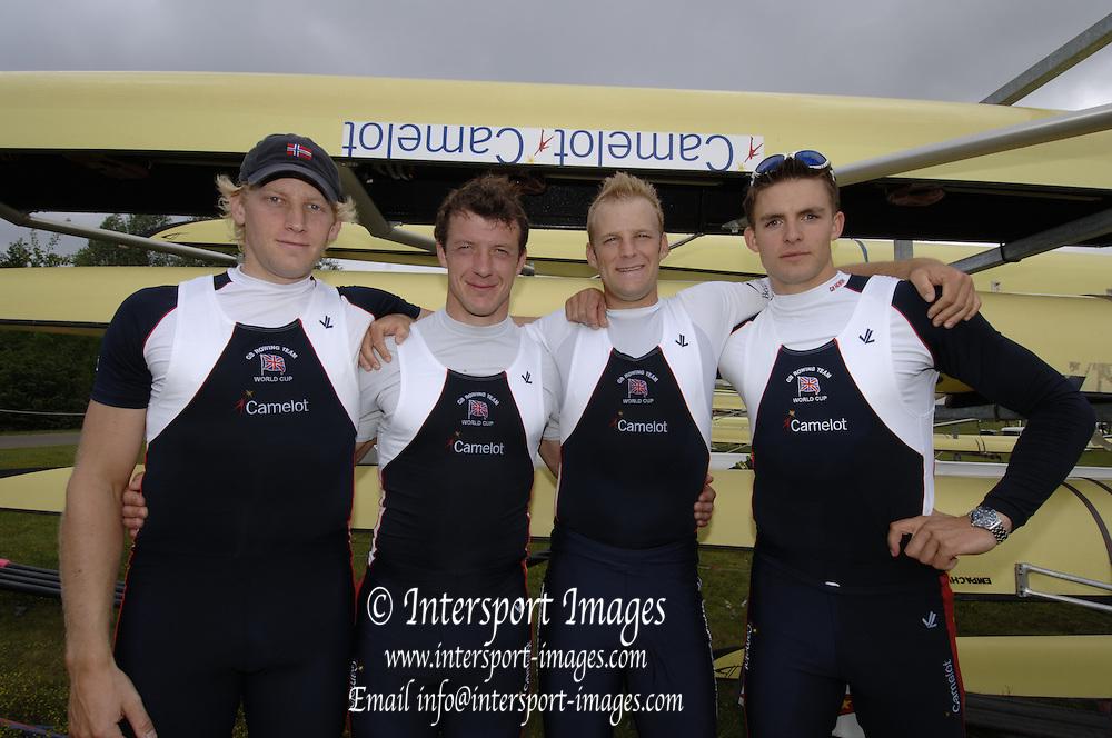 [Mandatory Credit Peter Spurrier/ Intersport Images] , Rowing Courses, Dorney Lake, Eton. ENGLAND