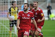 Accrington Stanley v Scunthorpe United 010918