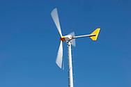 A wind mill in Kitty Hawk N.C. Photograph by Dennis Brack