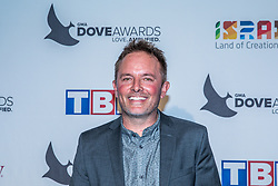 October 11, 2016 - Nashville, Tennessee, USA - Chris Tomlin at the 47th Annual GMA Dove Awards  in Nashville, TN at Allen Arena on the campus of Lipscomb University.  The GMA Dove Awards is an awards show produced by the Gospel Music Association. (Credit Image: © Jason Walle via ZUMA Wire)